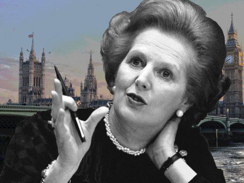 I discorsi della Iron Lady e il vanto di essere donna